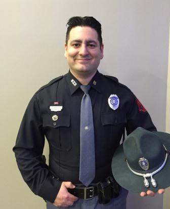 Nebraska State Trooper Pedram Nabegh