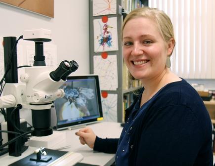 UNL Forensic Science - Amanda Fujikawa