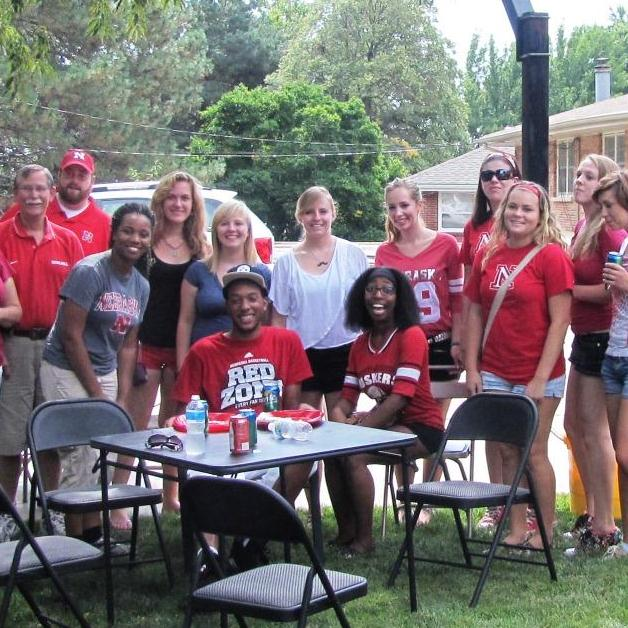 UNL Forensic Science - picnic 2013
