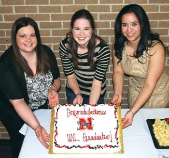 UNL Forensic Science - Dec Graduates 2014