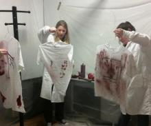 Forensic Science Blood Spatterganza 2017