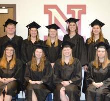 May Graduates 2017