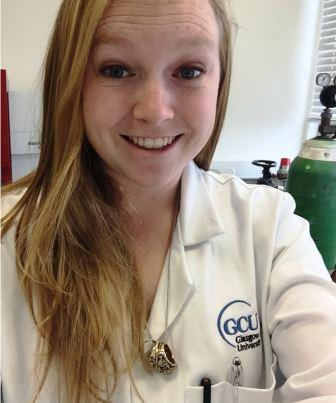 UNL Forensic Science - Sydney Stansbury